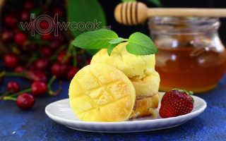 Сырники в кукурузной муке – рецепт пошаговый с фото