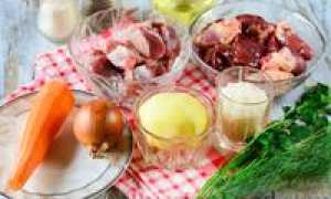 Суп из куриных потрохов – рецепт пошаговый с фото