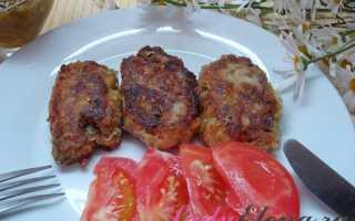 Постные котлеты из баклажанов и помидоров – рецепт пошаговый с фото