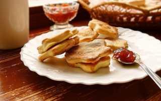 Печенье на кефире – рецепт пошаговый с фото