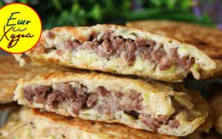 Беляши с мясным фаршем и тыквой – рецепт пошаговый с фото