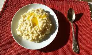 Молочная пшенная каша – рецепт пошаговый с фото