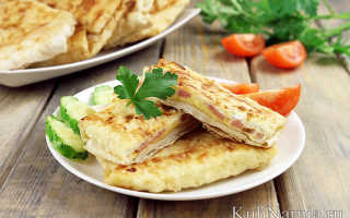 Ека по-абхазски – рецепт пошаговый с фото