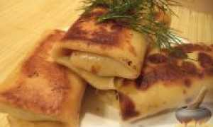 Фаршированные печеночные блины – рецепт пошаговый с фото
