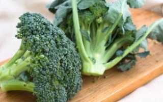Капуста брокколи — вся «соль» в витаминах