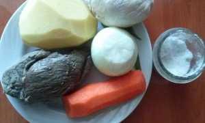 Говяжий суп с овощами и галушками – рецепт пошаговый с фото