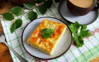 Пирог с капустой на дрожжевом тесте из кефира – рецепт пошаговый с фото