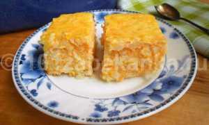 Рисовая запеканка с тыквой – рецепт пошаговый с фото
