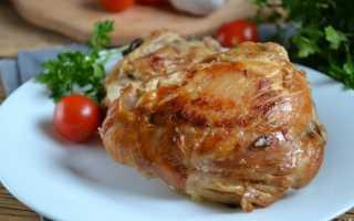 Куриные бедра с луком и специями в мультиварке – рецепт пошаговый с фото