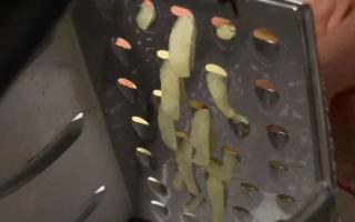 Вкусные домашние рогалики с яблоком в духовке – рецепт пошаговый с фото