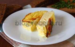 Яичница Прованс в сливочном соусе в духовке – рецепт пошаговый с фото