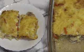 Картофель, запеченный с фаршем — вкусный обед без особых хлопот