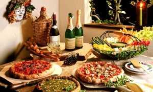 Закуска по-итальянски – рецепт пошаговый с фото