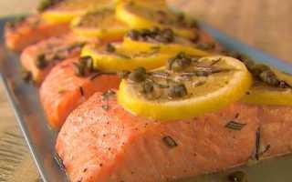 Граавилохи из семги по-шведски – рецепт пошаговый с фото