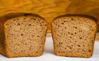 Серый хлеб на закваске – рецепт пошаговый с фото