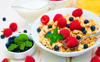 Вкусные домашние мюсли – рецепт пошаговый с фото