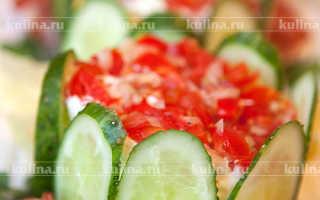 Салат Маринара – рецепт пошаговый с фото