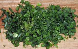 Салат с редисом и капустой – рецепт пошаговый с фото